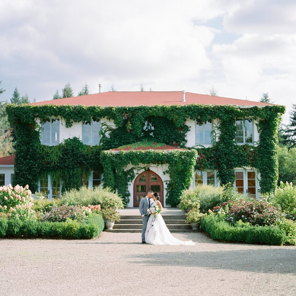 Wedding Inspiration Shoot at Monet Vineyards -