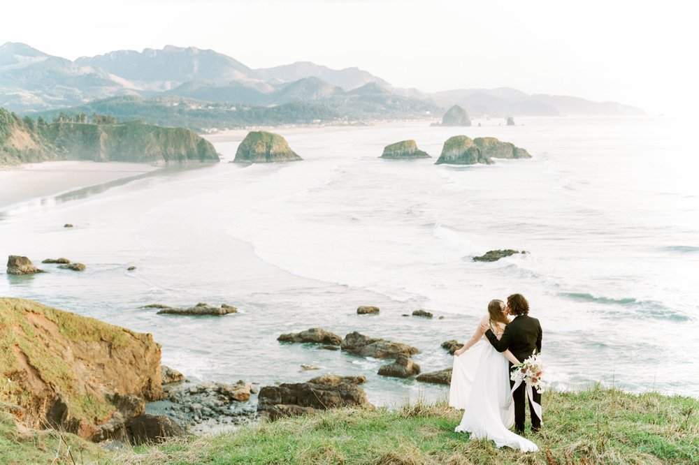 Cannon Beach Wedding
