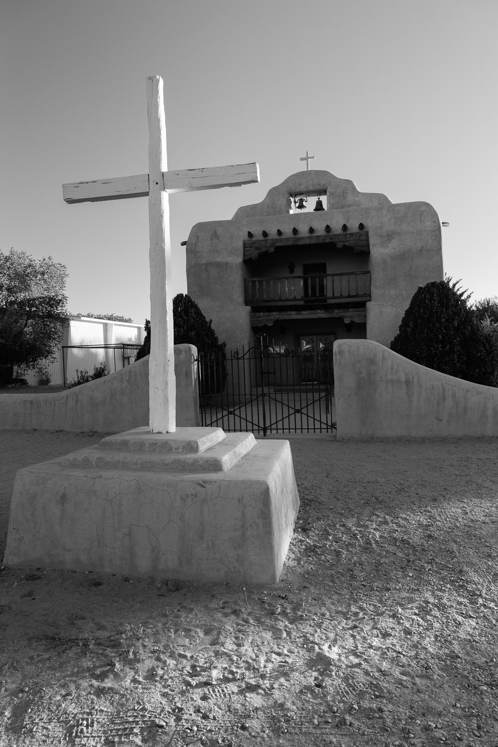 St. Thomas Church, Abiquiu, N.M.