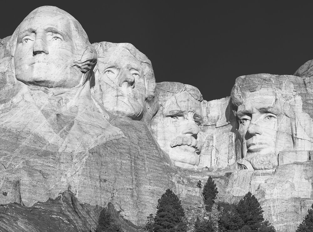 Mount Rushmore, S.D.