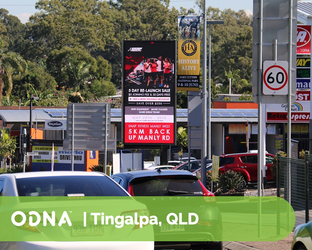 1534 Wynnum Road, Tingalpa Queensland--ODNA-Digital-Billboard-Site-Location-Photo