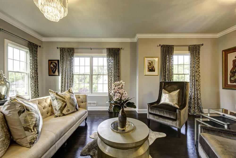 Living Room Interior Design   West Orange , NJ. U201c