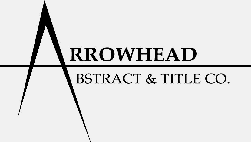 Arrowhead Abstract & Title Co.