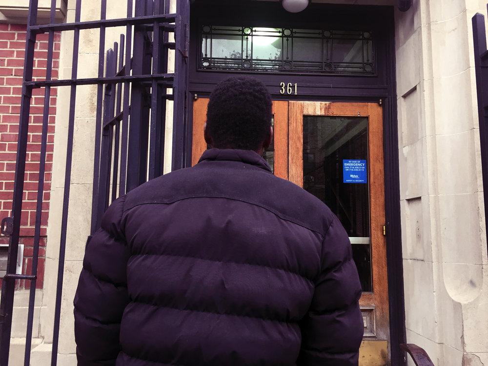 Allahlife G., Bedford Stuyvesant resident