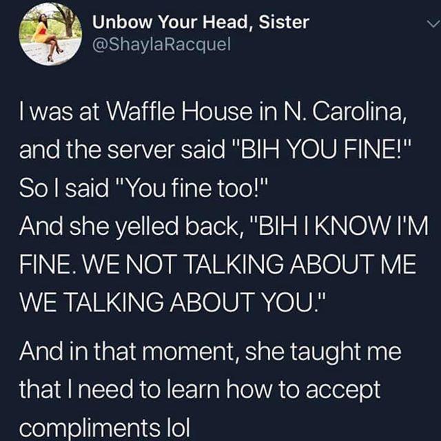 Dear Waffle House sus.... we luh you. 😩