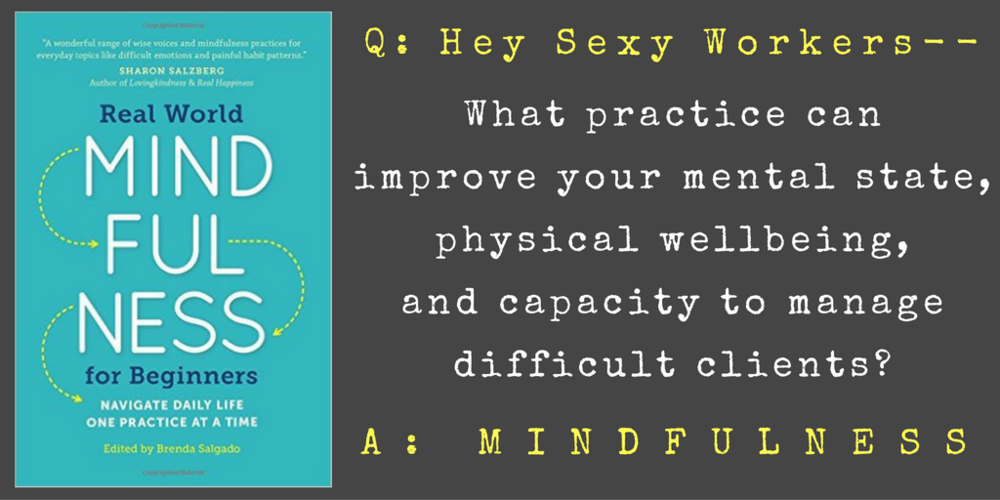 How practice mindfulness during sex