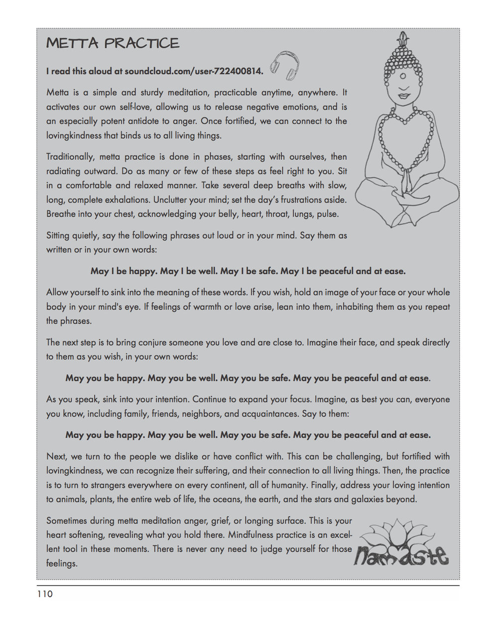 "Sample page from the ""Thriving in Sex Work Workbook,"" available now in paperback from Amazon."