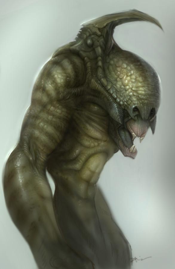 Alien patron