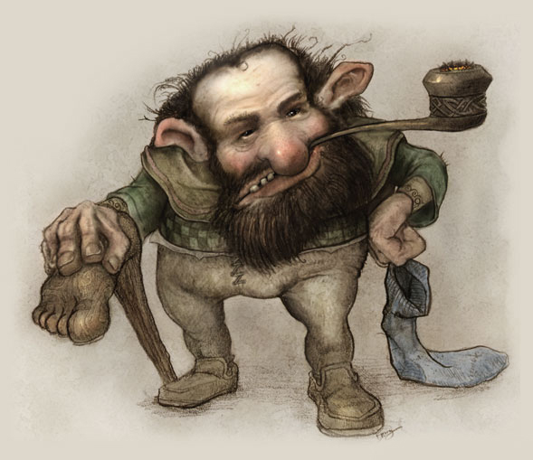 Sock Dwarf