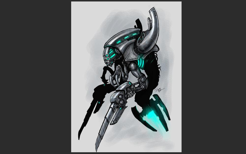Reaper Automata