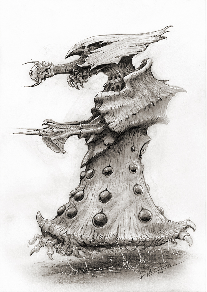 Mollusc Dalek