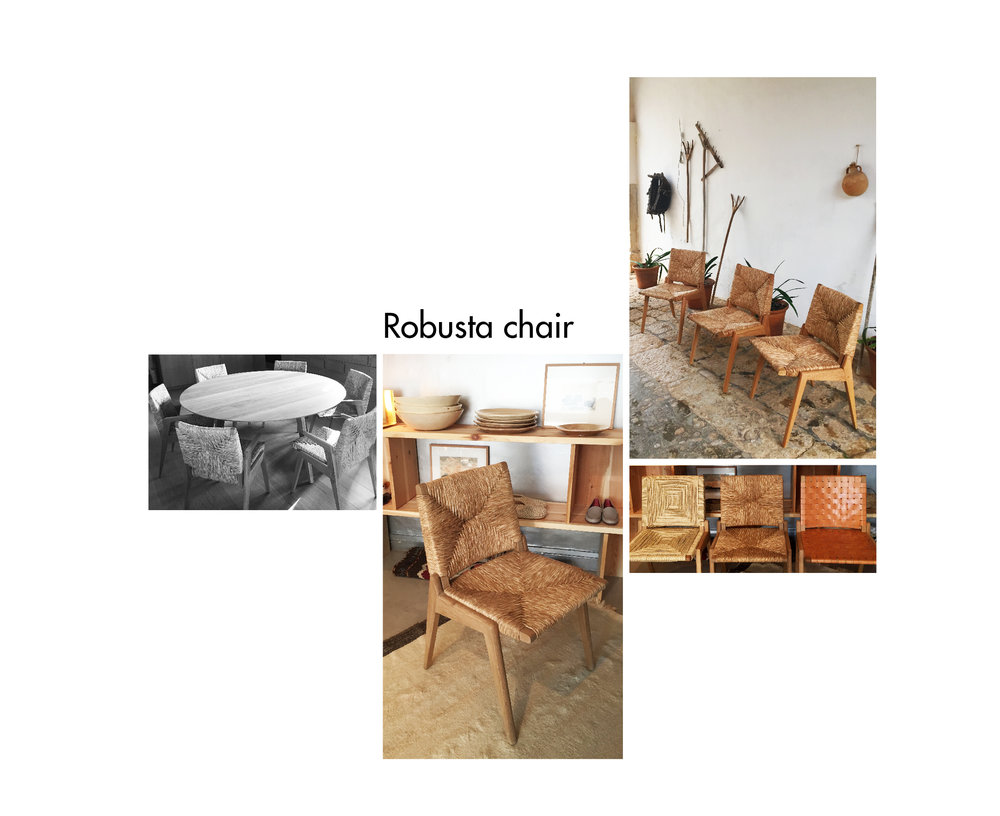 Robusta chair