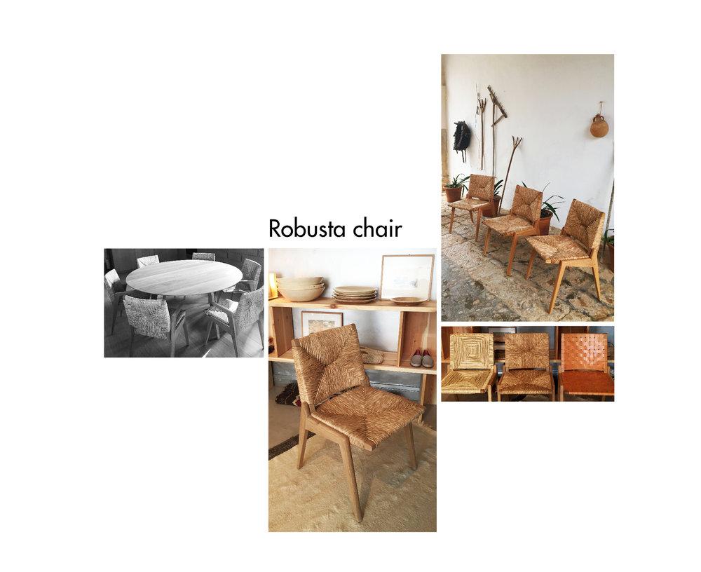 Robusta chair