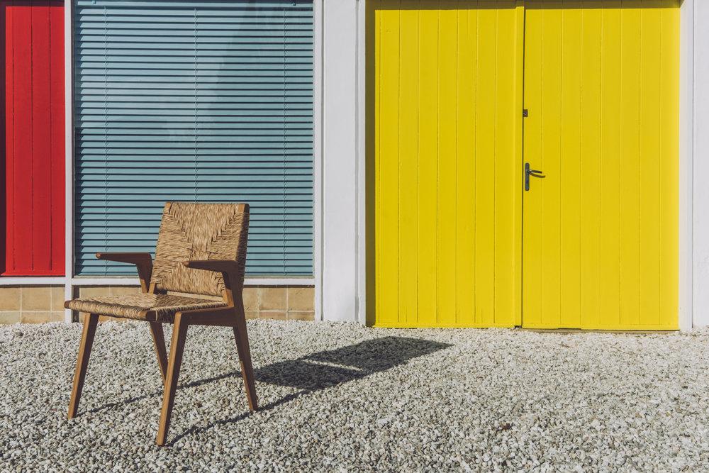 Robusta Chair -