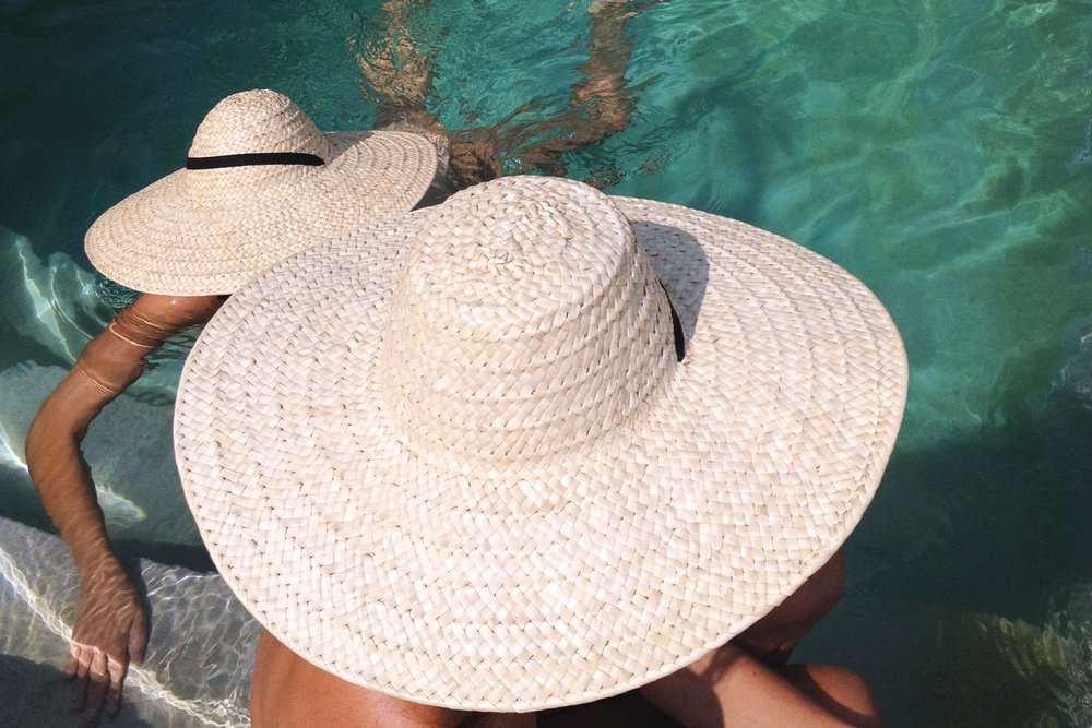 Sombrero Formentor -