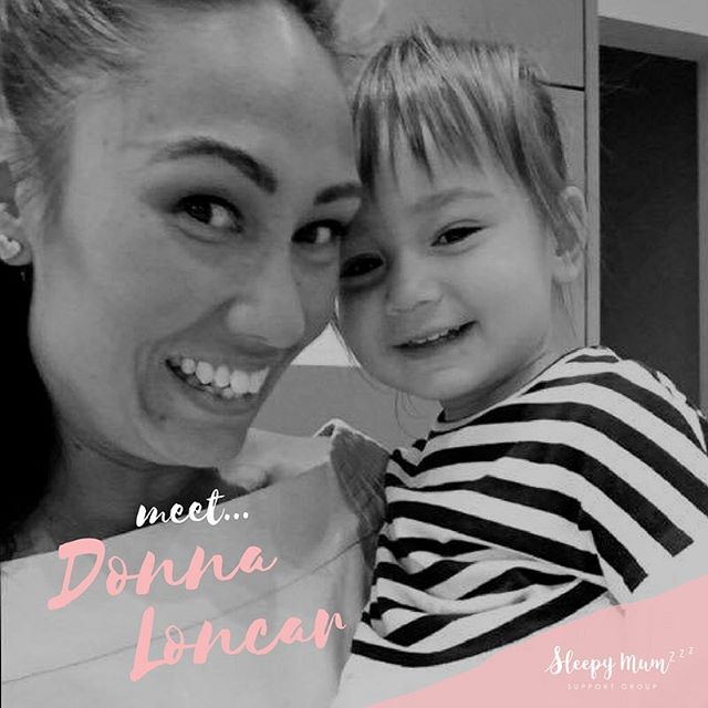 """Everyone meet Donna and her gorgeous girl Zara ❥  To read Donna's full story click on the link in our bio.  Thank you so much for sharing your journey with us all @loncdon (this was documented a few months ago) It is so honest and relatable, and I have know doubt it will help so many mums and mums to be with your invaluable advice 💖  If you would like to be featured on our """"Getting to know our Sleepy Mumzzz"""" segment, then please send an email to emma@sleepymumzzz.org.au"""