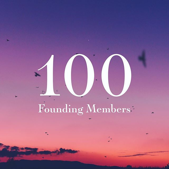 WE DID IT! That's right CoFolks. In just under two short weeks, we've just ticked over the 100 founding members mark. . This was something I wasn't really expecting in such a short period of time, but I'm so grateful for every single person who's signed up and is helping CoFolk get off the ground. . Haven't signed up as a member yet? Head over to www.cofolk.co. Link in bio. . Also we have our first 'Co-Creating CoFolk' event coming up in Melbourne in the 26th. There are still 14 tickets available, so if you'd like to join us be sure to sign up. . Thank you so much for your ongoing support. @katemccreadyhq (CoFolk founder) . Image credit @j.diegoph on @unsplash