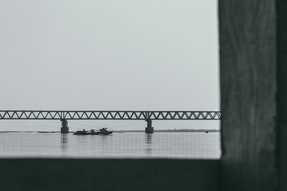 Bogibeel Bridge - Dibrugarh, April 2015