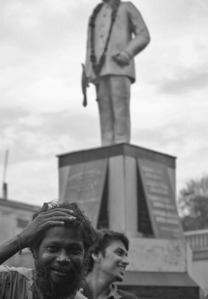 Pondicherry, January 2010