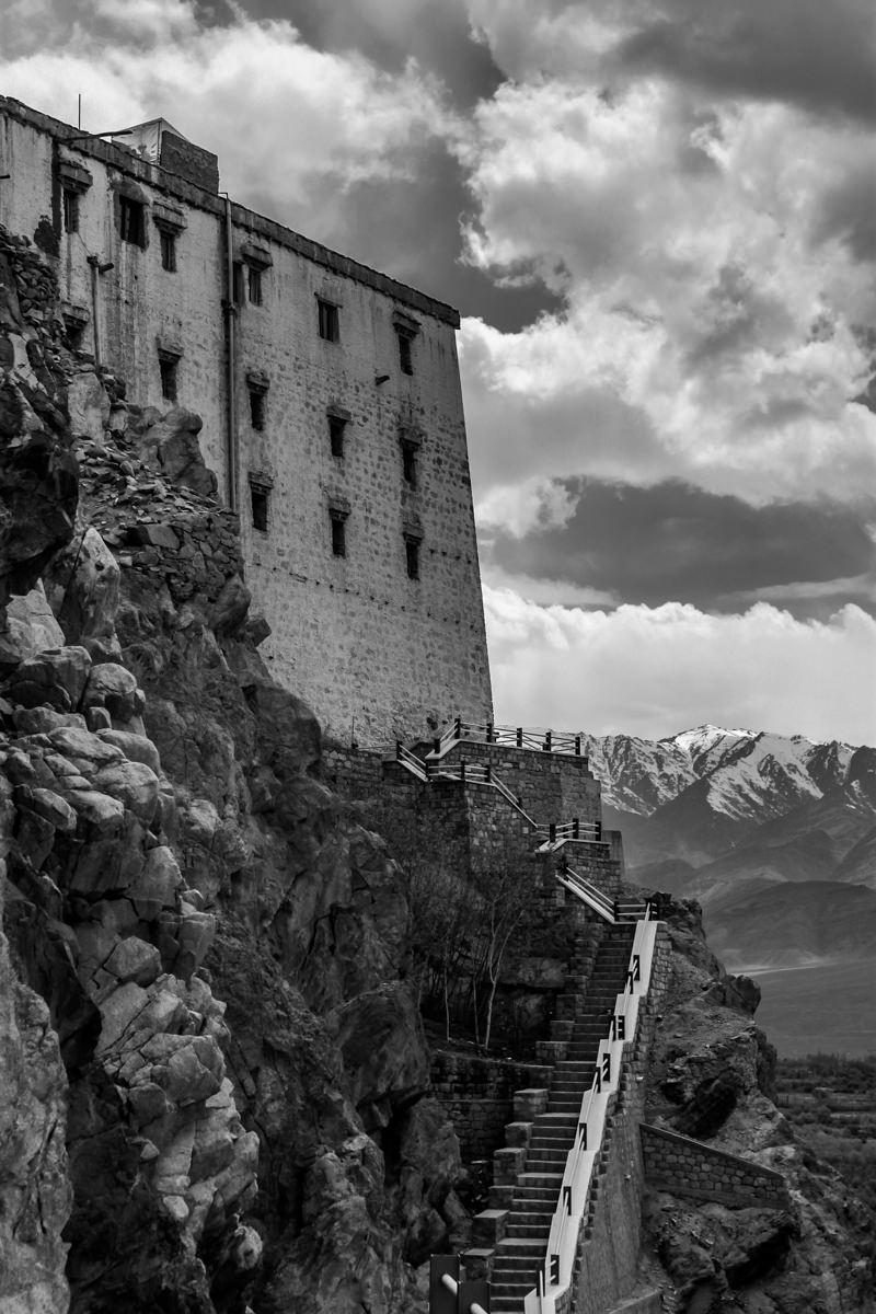 Thiksey Monastery - Ladakh, May 2010