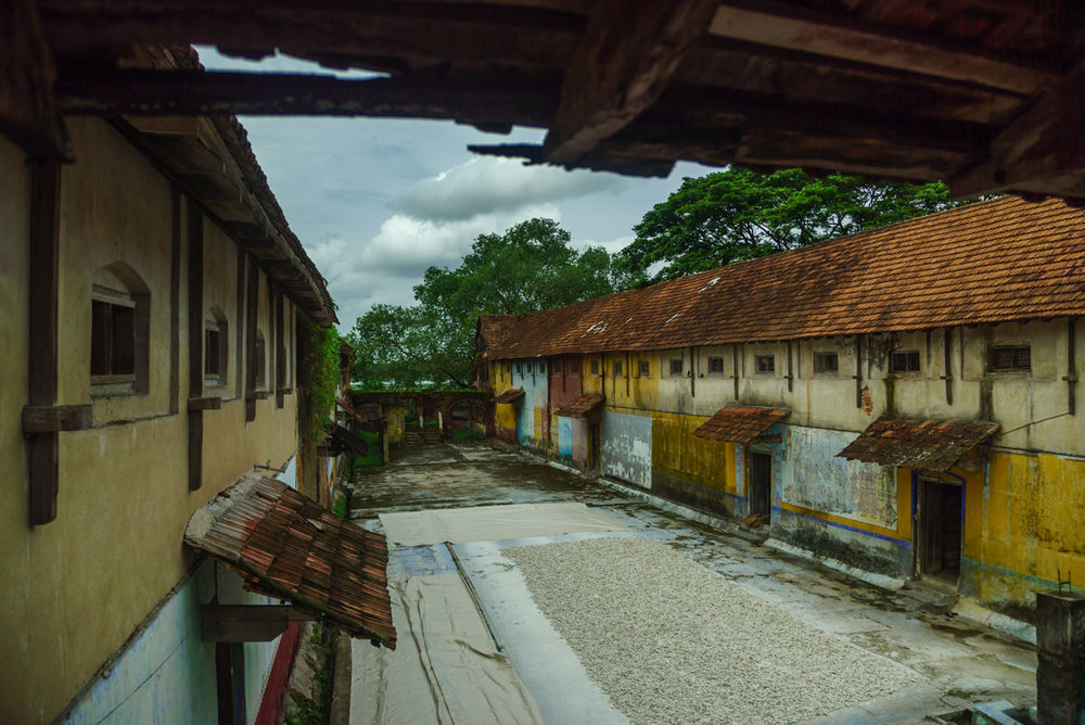 Old spice market - Jew Town, June 2015