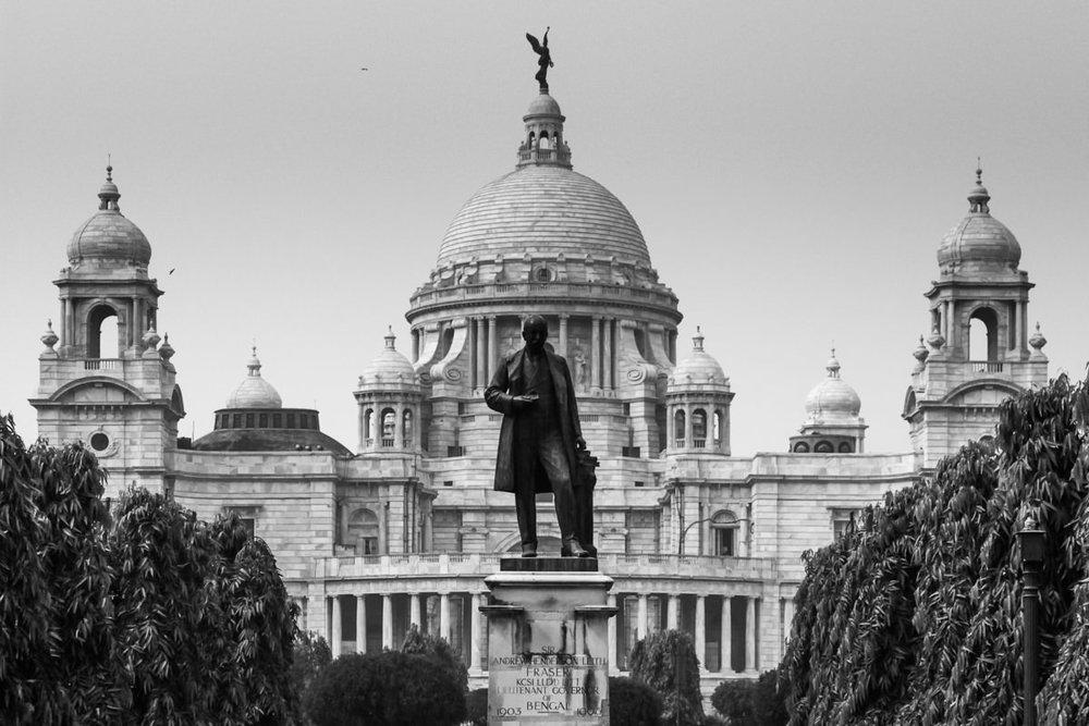 Victoria Memorial, November 2010