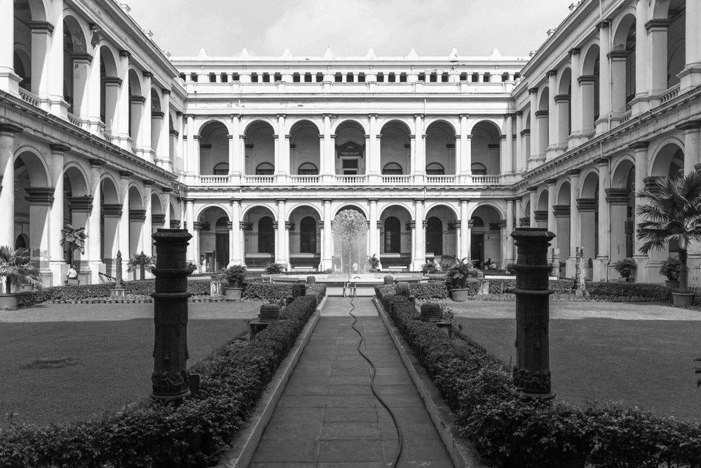 Indian Museum, November 2010