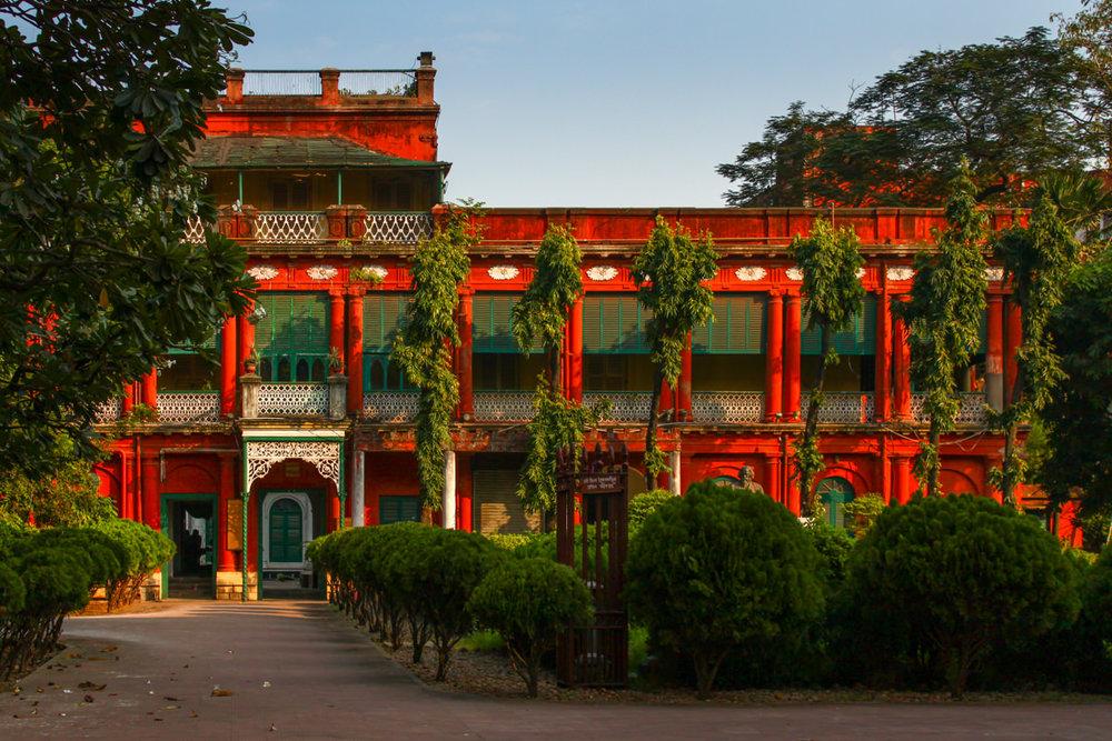 Jorasanko Thakur Bari (Tagore's Home), November 2010