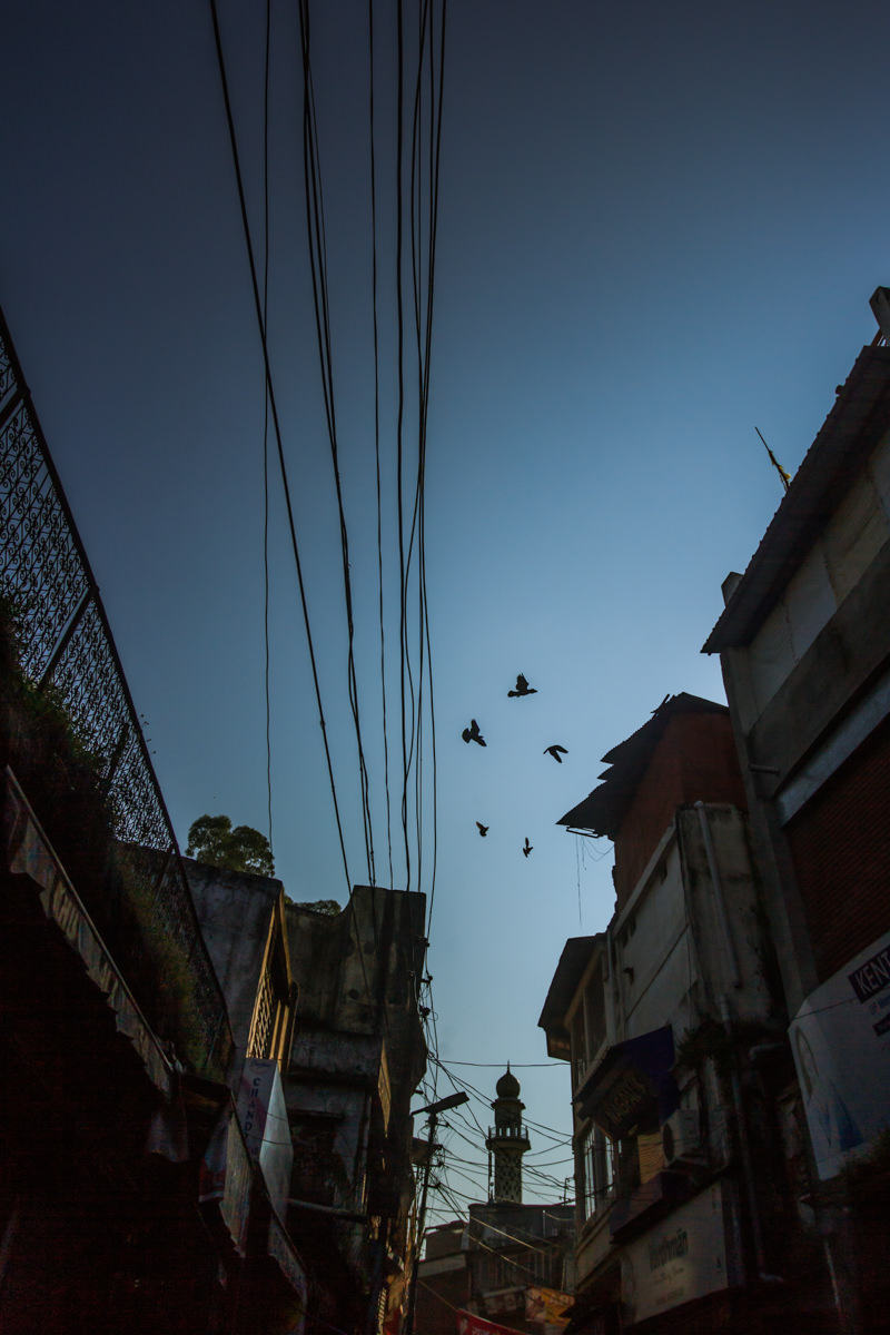Paltan Bazaar - Dehradun, September 2014
