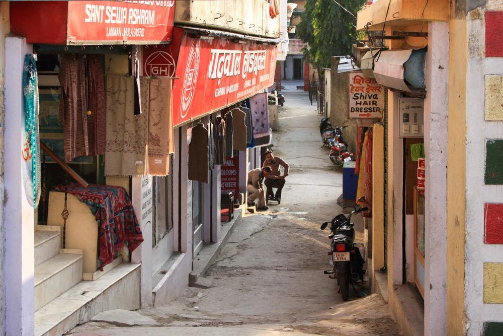 Rishikesh, January 2012