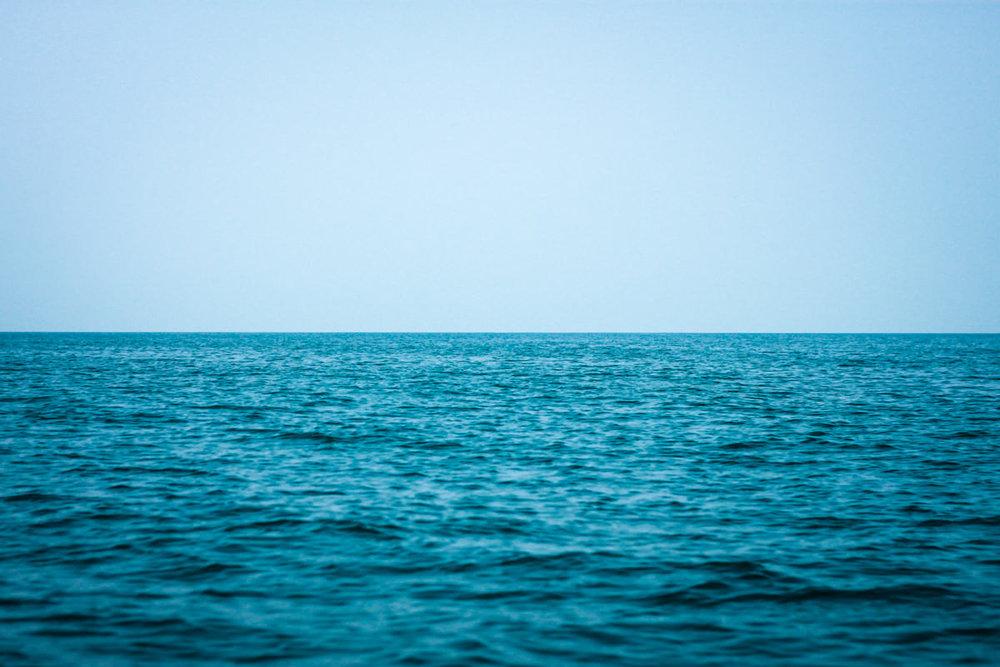 Arabian Sea, Baga - Goa, November 2011
