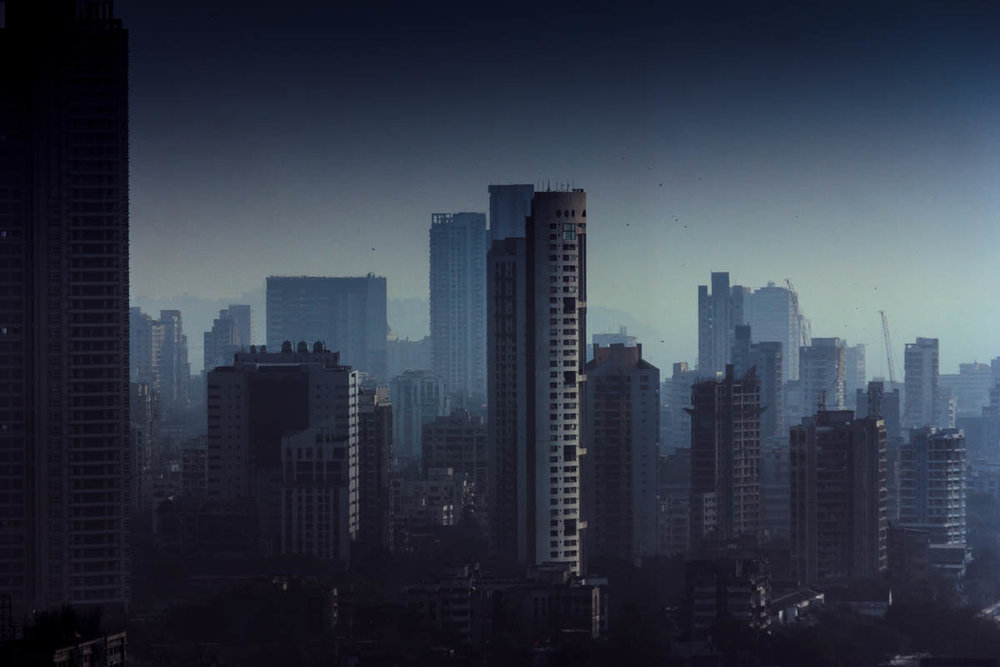 Views from Lower Parel, November 2013