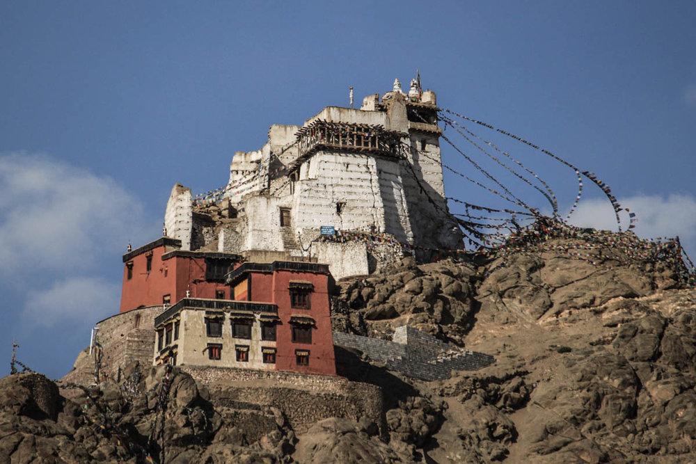 Sankar Monastery, May 2010