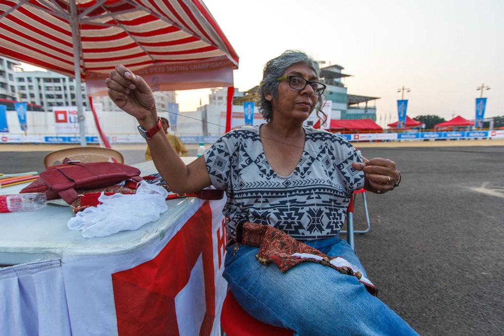 Costume designer Nyla Masood repairs eponymous Hawaa Hawaai