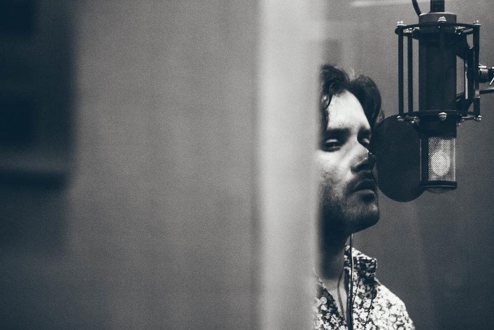 Javed Ali recording
