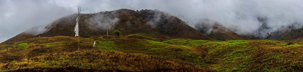 Mechuka - Arunachal, April 2015