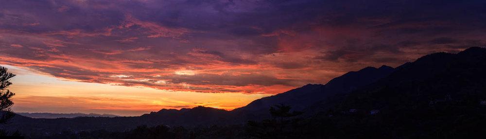 Doon Valley & Mussoorie Hills, August 2013