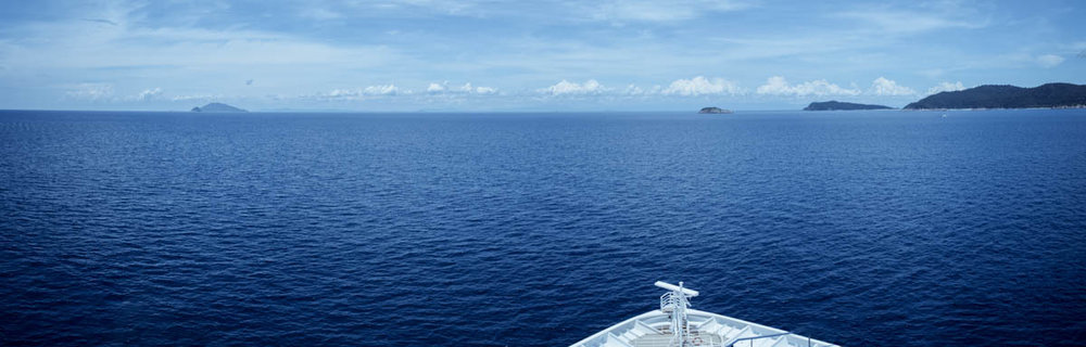 South China Sea off Malaysia, August 2010