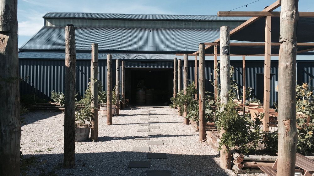 chef's garden in Central NSW