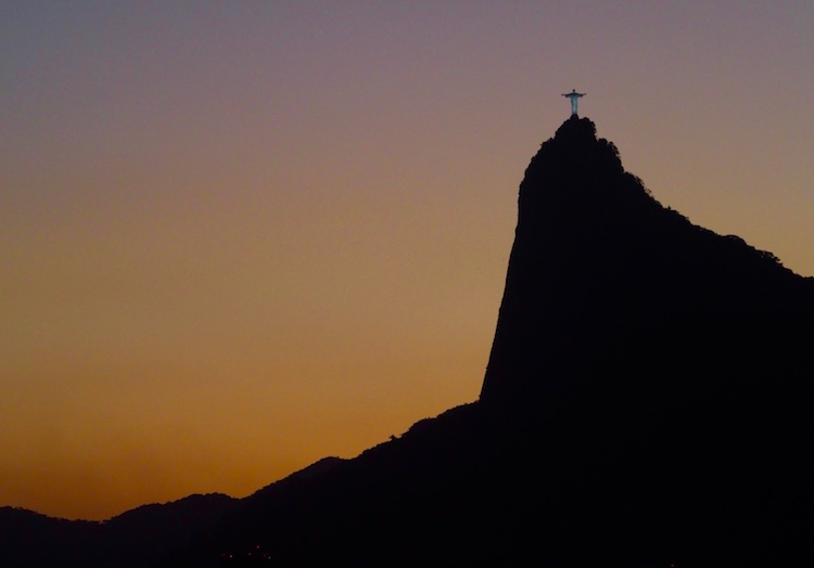 South America - Rio