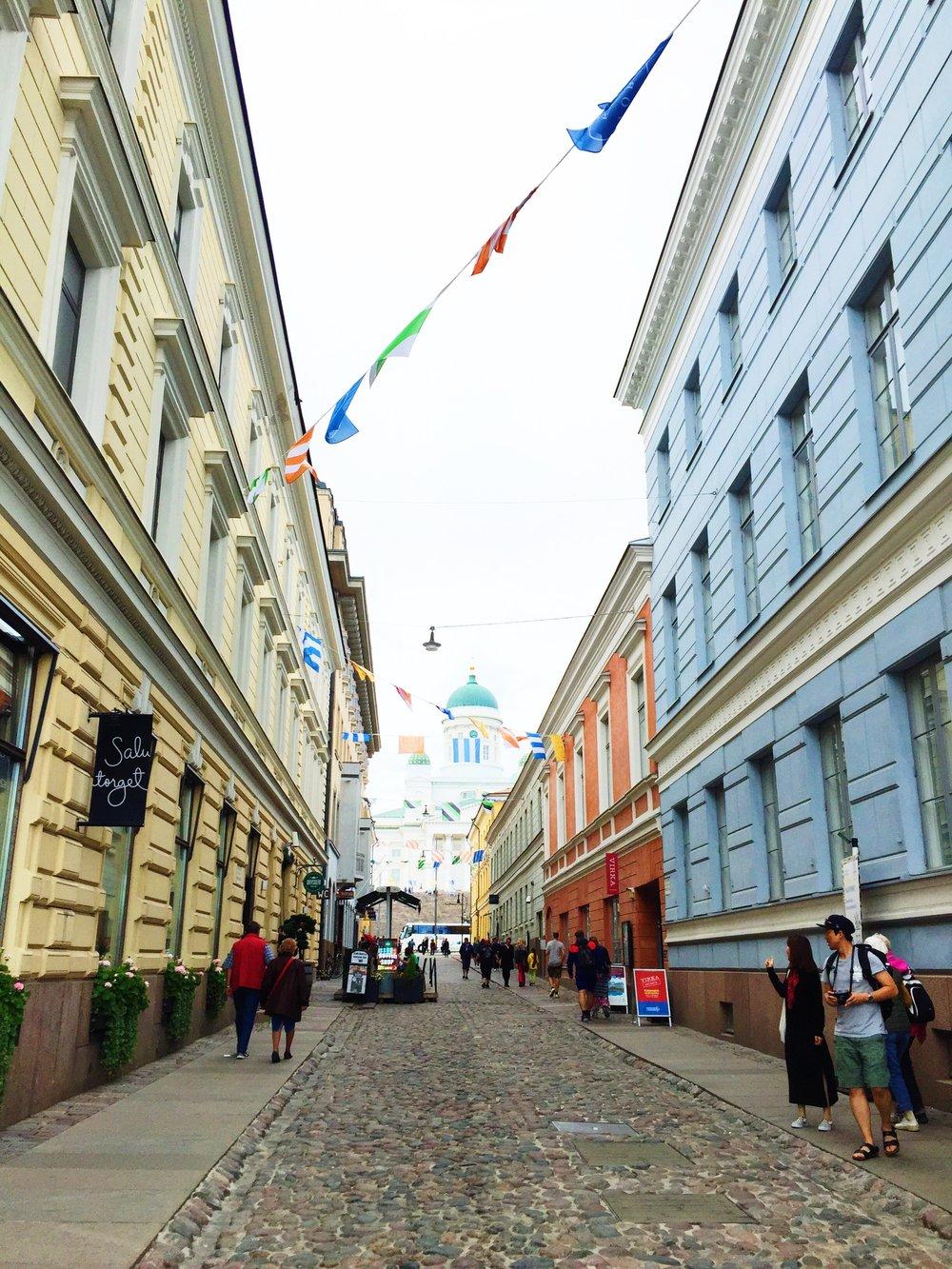 Tori Quarters, Helsinki