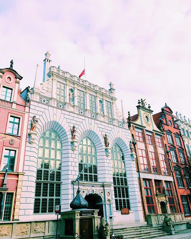 Getaway in Gdansk. 🇵🇱 #gdansk #sopot #poland #visitpoland #craftbeercentralhotel