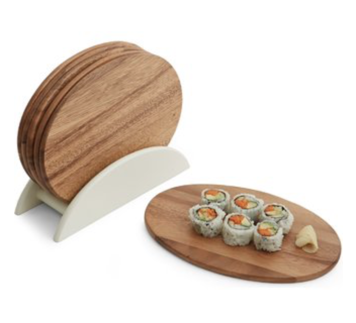 Sushi or Cheeseboard Set