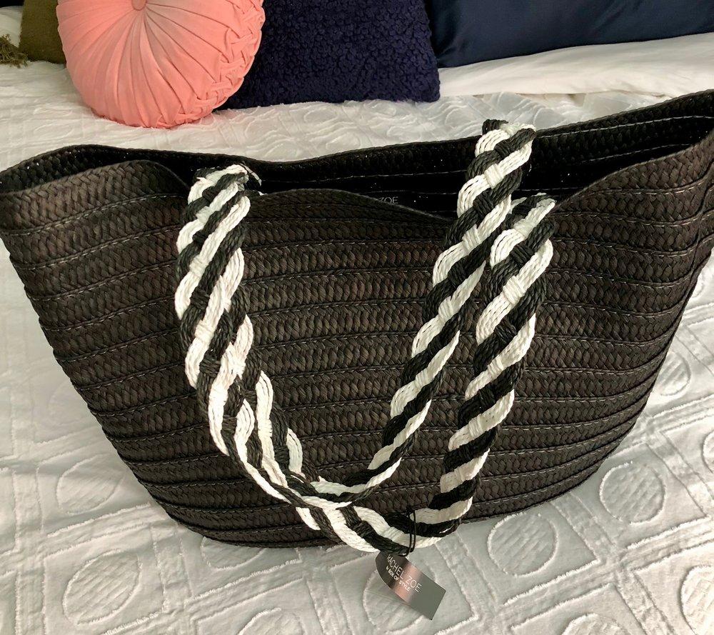 Rachel Zoe Beach Bag