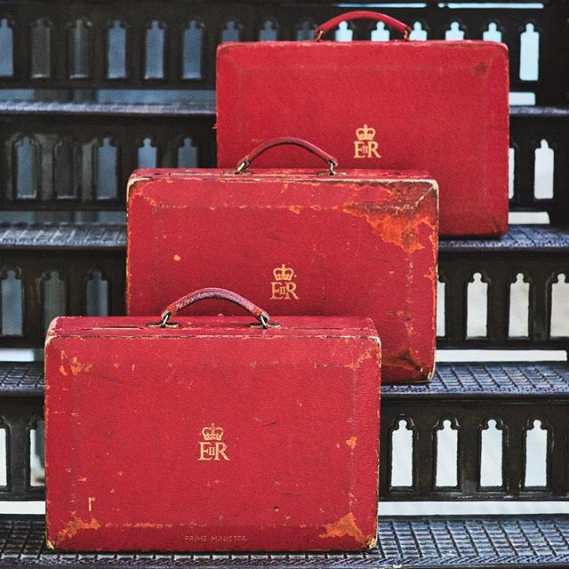 A selection of despatch boxes that have been used by successive Prime Ministers since Margaret Thatcher. Like all government boxes they are maintained by Barrow Hepburn & Gale. #despatchbox #barrowhepburngale #10downingstreet #primeminster #leathergoods