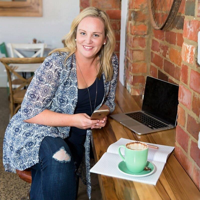 Jess Willman at Kira Hyde Creative