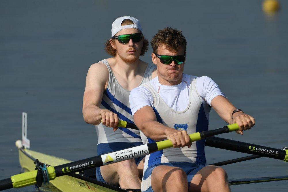 Jakob Schneier (RK am Baldeneysee) & Hannes Ocik (Schwerin)