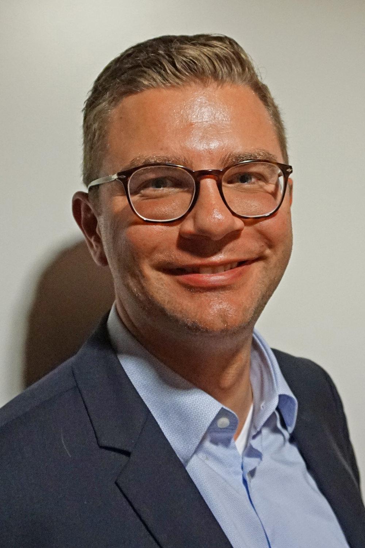 Andre Ströttchen - Vorsitzender