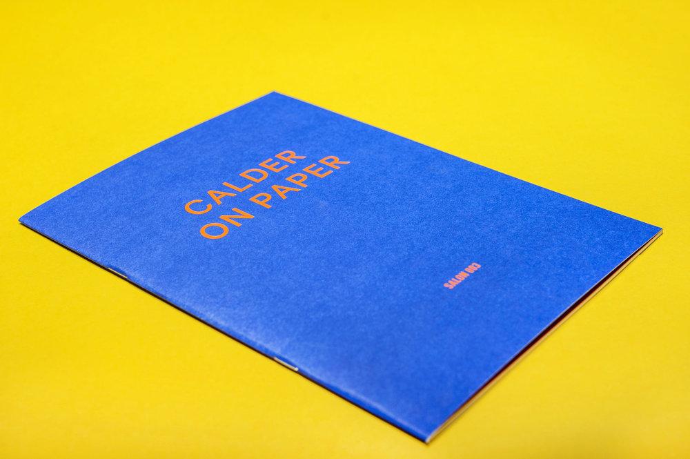 Calder on Paper