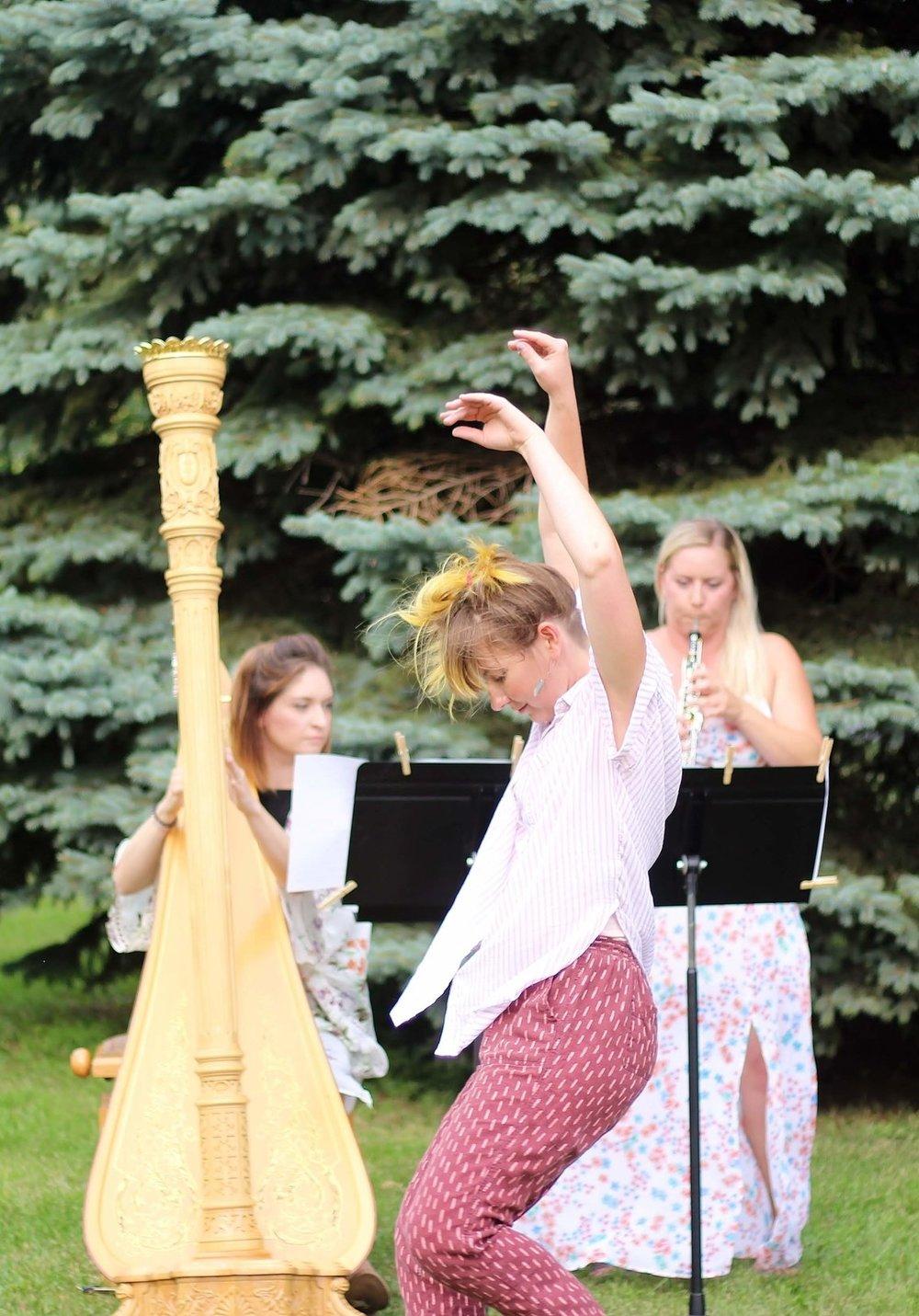Mothrmöv - Harp, Oboe and Mover